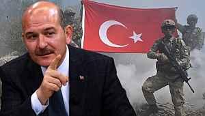 Odun toplamaya giden köylülere saldıran PKKlı teröristler için, Süleyman Soylu: Bulunca lime lime edin, talimatı verdim