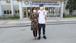 Ölmek üzere olan Özbek hastaya pandemi döneminde başarılı nakil - Bursa Haberleri