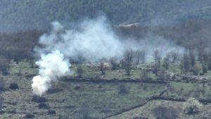 Patlamanın yaşandığı bölgede operasyon devam ediyor