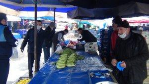 Pazarlarda maske ve eldiven takmak artık mecburi - Bursa Haberleri