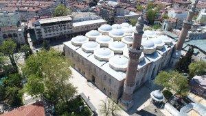 Ramazan'ın ilk cumasında camiler mahzun kaldı - Bursa haberleri