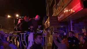 Rize'de, İçişleri Bakanı Soylu'nun istifasını duyan vatandaş intihara kalkıştı