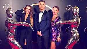 Ronaldo'nun kardeşi de karantina yasağını delerek Brezilya'ya gitti