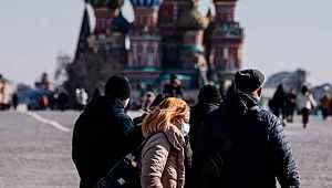 Rusya koronvirüs yeni vaka sayısında rekor kırdı