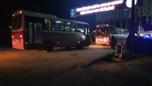 Rusya'dan getirilen 188 kişi, Kastamonu'da karantinaya alındı