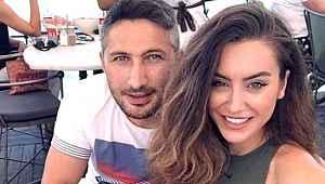 Sabri Sarıoğlu'nun eşi, müjdeli haberi verdi