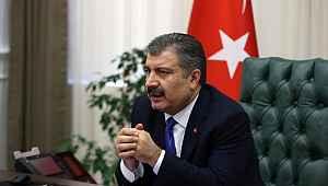 Sağlık Bakanı Fahrettin Koca güzel haberi verdi: Türkiye'de Salgın düşüşe geçiyor