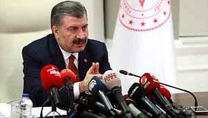 Sağlık Bakanı Koca'dan vekillere sağlıkta şiddet yasası teşekkürü