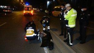 Samsun'da dehşete düşüren kaza! 19 yaşındaki genç feci şekilde can verdi