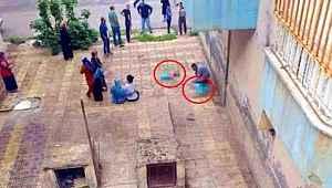 Şanlıurfa'da feci olay... 2 yaşındaki ikiz kardeşler 4'üncü kattan düştü