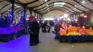 Semt pazarlarında giriş ve çıkışlar ayarlandı - Bursa Haberleri