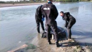 Seyhan Nehri'ne düşen gencin cesedi bulundu