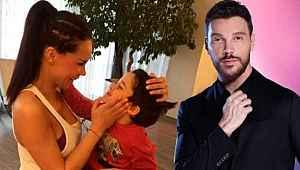 Sinan Akçıl, eski sevgilisi Ebru Şallı'nın oğlunun ölümüyle üzüntüye boğuldu