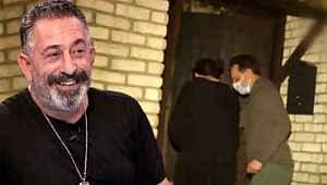 Sokağa çıkma yasağına uymayan Ozan Güven, Cem Yılmaz'ın doğum günü kutlamasına katıldı