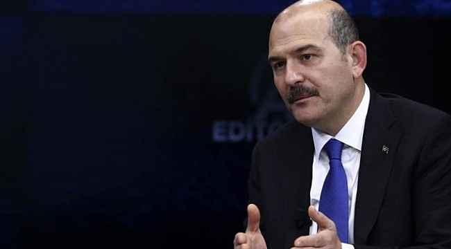 Süleyman Soylu Türkiye genelinde karantinadaki kişi sayısını açıkladı: 22 bin 500 vatandaşımız karantinada