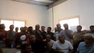 Suudi Arabistan'dan Türkiye'ye gelmek isteyen Erzurumlu işçiler yardım bekliyor