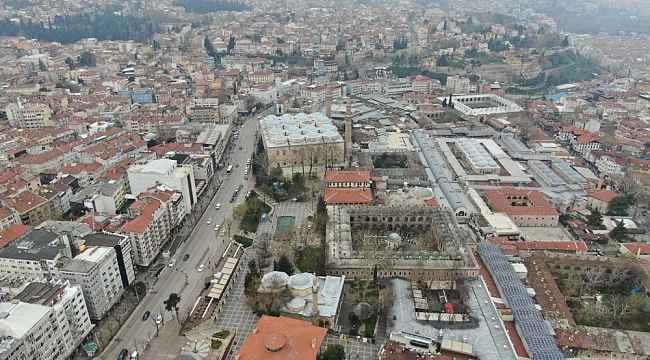 Tarihi çarşı bir hafta daha kapalı - Bursa Haberleri