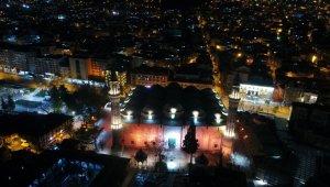 Tarihi Ulu Cami'de dualar yükseliyor - Bursa Haberleri