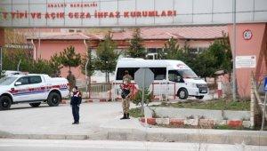 Tokat'ta açık cezaevinden tahliye işlemleri başladı