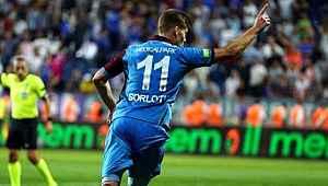 Trabzonsporlu Alexander Sörloth karantinaya alındı