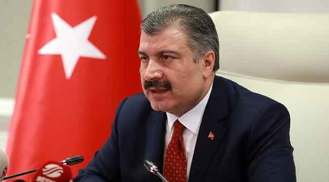 Türkiye saat 19.10'a kilitlendi... Bakan Koca açıklama yapacak