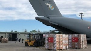 Türkiye'den 4 Avrupa ülkesine daha yardım