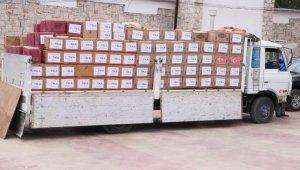 Türkiye'den Somaliland'de korona virüs ile mücadeleye destek