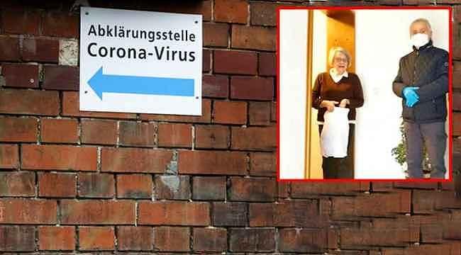 Türklerin yardım götürdüğü yaşlı Almanlar: