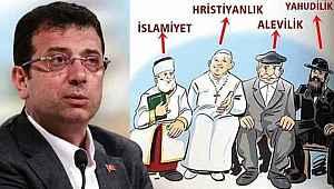 Türkmen Alevi Bektaşi Vakfı Başkanından, İmamoğlu hakkında suç duyurusu
