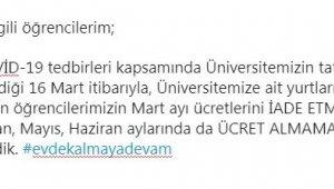 Uludağ Üniversitesi Rektörü Kılavuz'dan öğrencileri sevindirecek haber - Bursa Haberleri