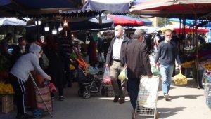 Vatandaşlar alışveriş telaşında - Bursa Haberleri