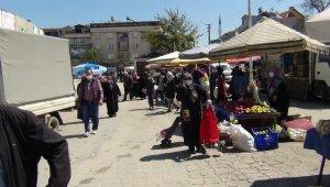 Vatandaşlar pazarlara akın ediyor - Bursa Haberleri