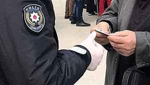 Yasağa uymayan 20 yaş altı iki gence ceza... İşte ödeyecekleri tutar