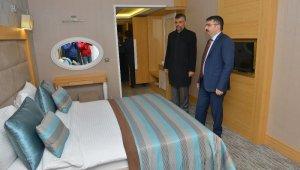 Yıldırım Belediyesi, sağlıkçılar için otel kiraladı - Bursa Haberleri