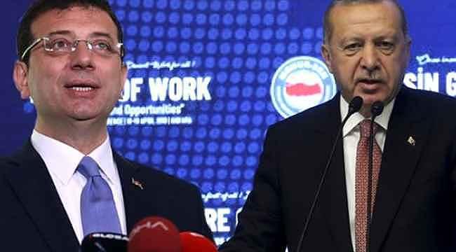 Zor süreçte dahi prim yapmaya çalışan İmamoğlu, Erdoğan'a cevap verdi
