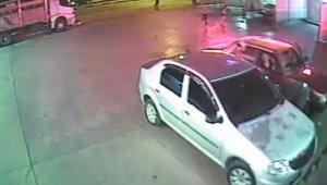 17 yaşındaki Ceren'e kanlı saldırı kamerada