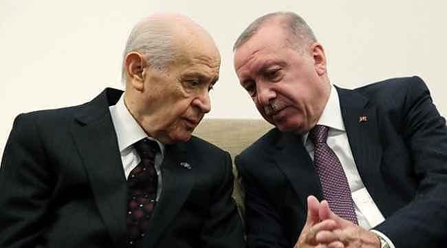 2 partinin seçime girmemesi için MHP'nin 2, AK Parti'nin 4 önerisi var