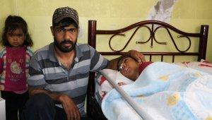 9 yıllık dram, aile yardım bekliyor