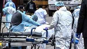 ABD'de koronavirüs salgınında yaşamını yitirenlerin sayısı 100 bini aştı