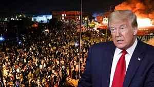 ABD'de Trump, George Floyd destekçilerini Beyaz Saray'a çağırdı