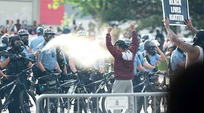 ABD'deki ırkçılık karşıtı protestolar, şiddet eylemlerine dönüştü
