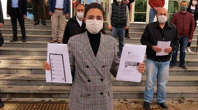 AK Parti'li başkandan CHP'li Koyurga hakkında suç duyurusu - Bursa Haberleri