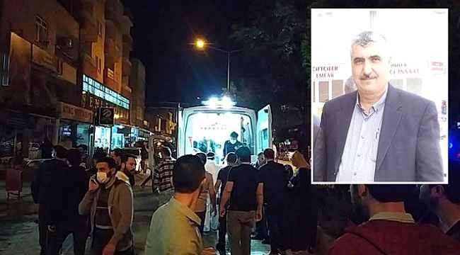 AK Partili Belediye Meclis Üyesi Hayrettin Mete silahlı saldırı sonucu hayatını kaybetti