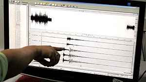 Akdeniz'de iki büyük deprem yaşandı