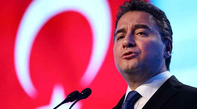 Ali Babacan, seçimi kazanırsa eğer ilk yapacağı icraatı açıkladı
