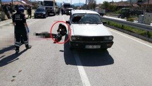 Amasya'dan yürek parçalayan kaza...