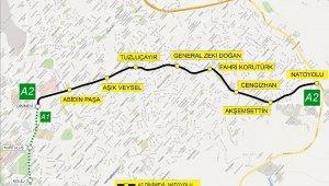 Ankara'ya yeni metro müjdesi: Büyükşehir, Dikimevi-Natoyolu metro hattı için kolları sıvadı