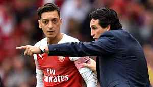 Arsenal'in eski menajeri Unai Emery: