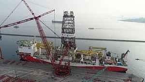 Bakan Dönmez duyurdu, Fatih sondaj gemisi 29 Mayıs'ta hareket edecek