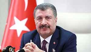 Bakan Koca, Türkiye'de 16 Mayıs itibariyle koronavirüs verilerini açıkladı! Güzel haberler gelmeye devam ediyor...